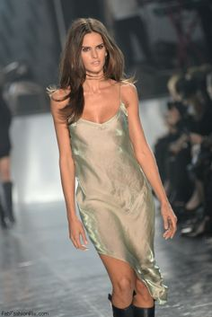Izabel Goulart for H&M Studio fall/winter 2014 collection