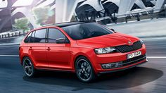 Sporty Monte Carlo offering added to Skoda Rapid range. Skoda Rapid Monte Carlo arriving in Australia - orders for the Monte Carlo are now being taken with Monte Carlo, Offroad, Australia, Vehicles, News, Life, Cars, Street, Off Road