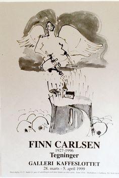Finn Carlsen poster