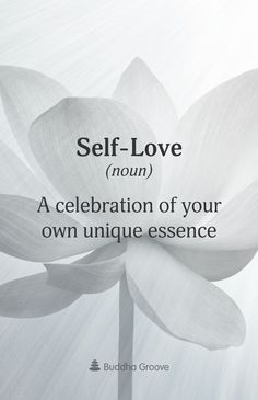 Self-Love: A celebration of your own unique essence.