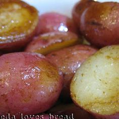 Pressure Cooker Roasted Baby Red Potatoes