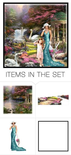 """""""A Rose For Mom"""" by majezy ❤ liked on Polyvore featuring art"""