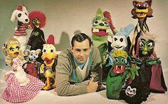 Larry Smith Puppets Cincinnati Ohio.
