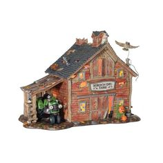 Department 56 Snow Village Screech Owl Farm Department 56 http://www.amazon.com/dp/B001G0HY9I/ref=cm_sw_r_pi_dp_hp-dub1YR89N9