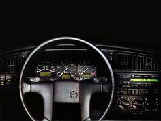 Passat 19 TDI 1990 interior