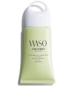 Shiseido Waso Color-Smart Day Moisturizer Oil-Free, $50.96 Corps Gras, Best Acne Products, Glow, Perfume, Sun Care, Beauty Junkie, Tinted Moisturizer, Shiseido, Flawless Skin