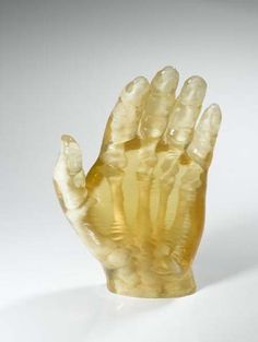 #3Dprinted hand #objet #connex