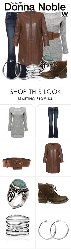 """""""Doctor Who"""" by wearwhatyouwatch ❤ liked on Polyvore featuring maurices, Weekend Max Mara, Retrò, Steve Madden, Coco's Liberty, television and wearwhatyouwatch"""