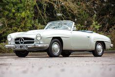 1955 Mercedes-Benz 190SL - Silverstone Auctions