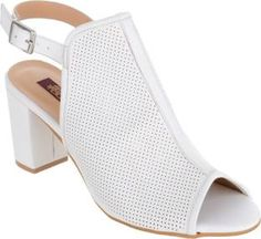 767142ab0 Shoes · shuz touch Women WHITE Heels