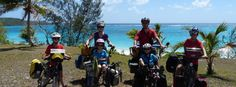 Tour du monde en famille et en vélo - wow!