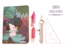 Gabiscuits pocket notebooks
