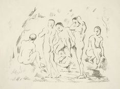 paul cezanne drawings - Google Search