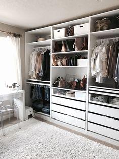 Bon Wonderful Decor Along With Closet Ideas In Small Walk For Closet Ideas Then  Girls All Home Ideas Also Girls Small Walk. Stylish Open Shelving  Chandelier ...