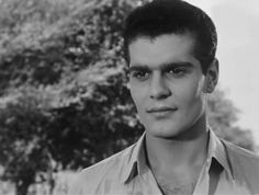Before his Oscar nomination for Lawrence of Arabia (1962), Omar Sharif was a top star in Egyptian films. This is a still of him from Sira Fi Al Wadi (1954)