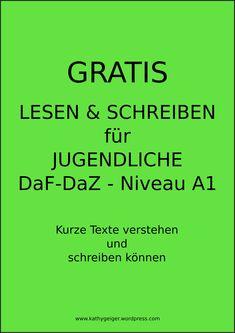 104 best Unterrichtsmaterial für Deutsch als Fremdsprache images on ...