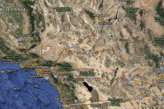 #earthquake #quake #California An earthquake was recorded in Southern California zone / region Mw 4.1