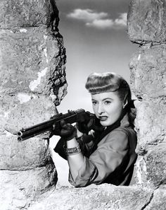 Barbara Stanwyck in