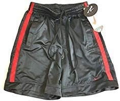 951fe6ff50b Nike X Andre Agassi Collection Tennis Shorts Dri-Fit Black Red Original  Vintage OG 1990 s New Men s Medium  Amazon.co.uk  Sports   Outdoors