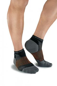 CFA Medical :: Tommie Copper Ankle Athletic Socks Men's Compression Fit