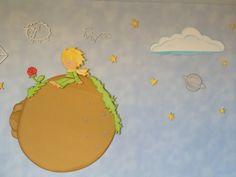 Fotos de Painel Decorativo Quarto de Bebê Pequeno Príncipe Brasília