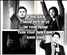 *raises both hands* I actually don't have any pic of my familly.