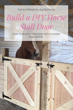 Mini Horse Barn, Horse Barn Decor, Horse Barn Designs, Simple Horse Barns, Horse Stall Decorations, Horse Shed, Horse Barn Plans, Barn Stalls, Horse Stalls