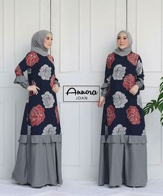 Modest Fashion Hijab, Street Hijab Fashion, Abaya Fashion, Fashion Dresses, Mode Abaya, Mode Hijab, Moslem Fashion, Hijab Trends, Iranian Women Fashion