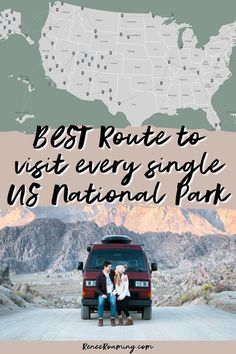 See Every National Park on this EPIC Cross-Country Road Trip