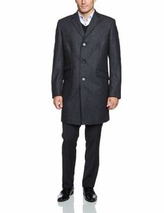 Benvenuto Herren Langmantel Regular Fit: http://www.king-of-shopping.com/guenstig/benvenuto-herren-langmantel-regular-fit-2/