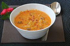 MİNE TOZANLIOĞLU: Erzincan Çorbası