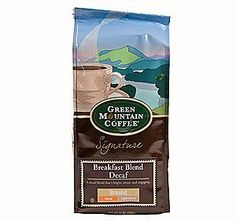 Green Mountain Breakfast Blend Decaf Ground Coffee 12oz Bag Pack of 3 >>> You can get additional details at the image link.