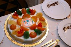 Eismann cake design