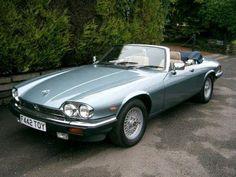 jaguar classic cars e type Jaguar Xjs Convertible, Bentley Convertible, Classic Cars British, British Sports Cars, Classic Toys, Retro Cars, Vintage Cars, Peugeot, Dream Cars