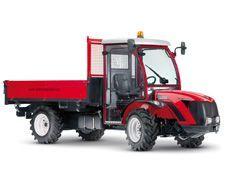 Antonio Carraro | Tractors | Tigrecar 5800