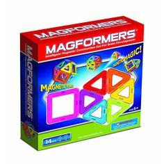 Magformers 14 piece set 630693 - Toysheik