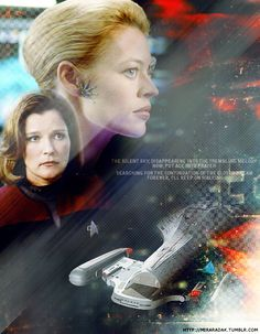 Star Trek Voyager Alternative Fan