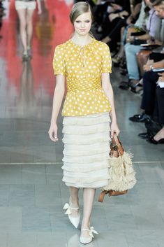 Tory Burch Spring 2012 Ready-to-Wear Fashion Show