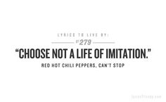 red hot chili peppers lyrics | lyrics, music, red hot chili peppers, thing - inspiring picture on ...