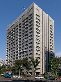 Ministry-of-Economy-Trade-and-Industry-02 - 経済産業省 - Wikipedia Skyscraper, Multi Story Building, Ministry, Skyscrapers