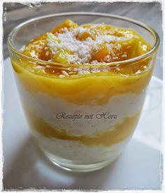 Milchreis mit Mango | Thermomix - Rezepte mit Herz | Bloglovin'