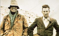 George Mallory and Andrew Irvine. First Everest Summit-ers in my opinion