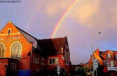 miracles come in all sorts of shapes, and colours.    (Wokingham Road, Reading)