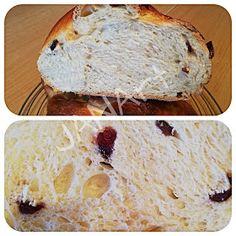 ...svet okolo mňa ...: Vianočka z lievito madre Bread, Food, Basket, Brot, Essen, Baking, Meals, Breads, Buns