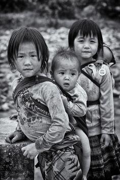 Hmong Children of Vietnam by Lisa Osta