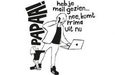 Ouders kijken meer naar hun telefoon dan naar hun kinderen  Bron: Mediawijzer.net, 11 juni 2014