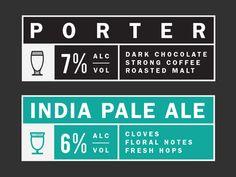 Beer Label System
