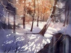 WINTER TRACERY by SUSAN SHAW
