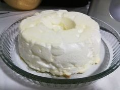 Cozinha de uma desastrada: Molotof com doce de ovos