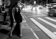 Fotógrafo: Leonardo Dantas; Modelo: Marina Kazumi; Produção: Tayane Denise; Acervo: Marina Kazumi; Local: Avenida Paulista.